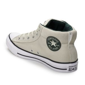 Converse Chuck Taylor All Star Street Mid shoes.